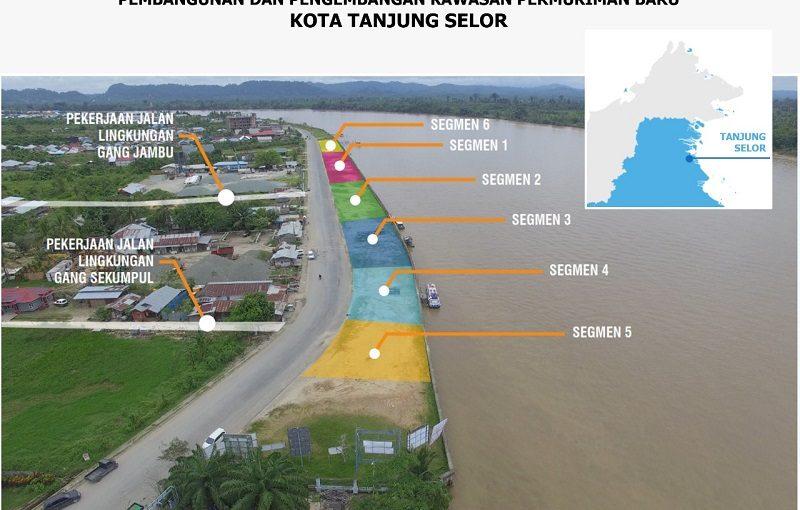 kementerian pupr dukung pengembangan kota baru tanjung selor  u2013 independensi