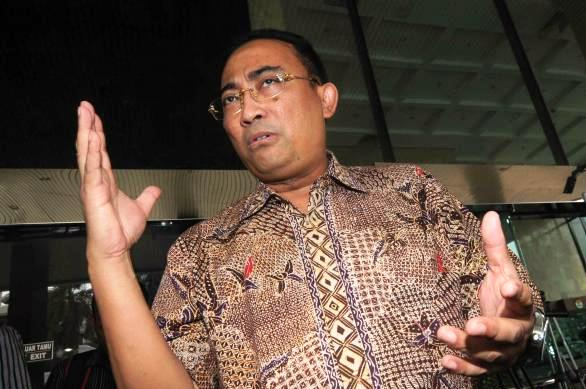 kuasa hukum Setya Novanto, Firman Wijaya.