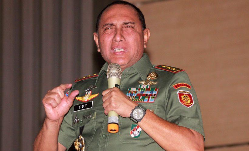 Ketua Umum PSSI, Edy Rahmayadi