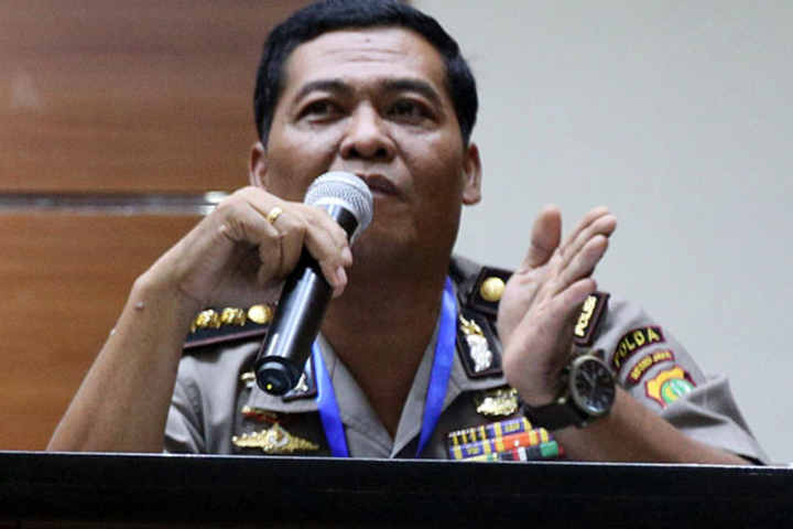 Komisaris Besar Polisi Argo Yuwono
