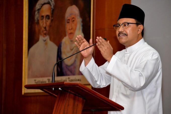 Bakal calon Gubernur Jawa Timur, Saifullah Yusuf
