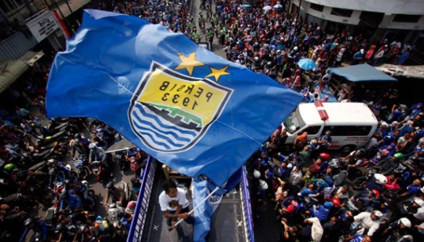 Persib Versus Sriwijaya Fc Di Buka Piala Presiden 2018