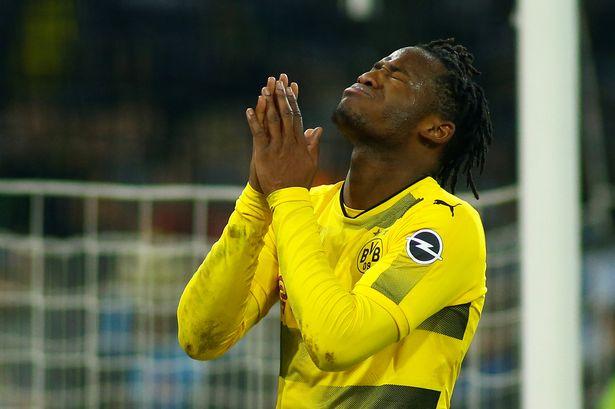 Borussia Dortmund, Michy Batshuayi