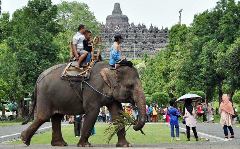 Kawasan Candi Borobudur