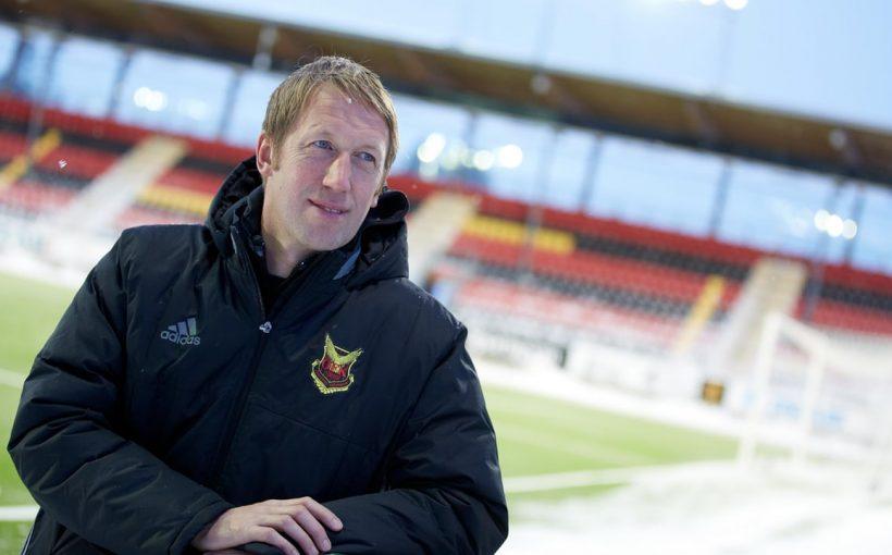 Pelatih Ostersund, Graham Potter