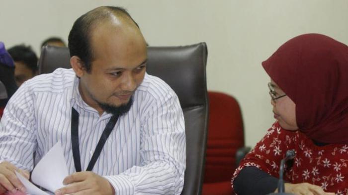Penyidik senior KPK, Novel Baswedan