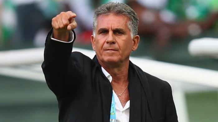 Tim Nasional Iran, Carlos Queiroz