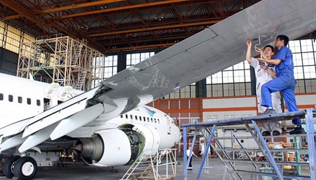 perawatan pesawat