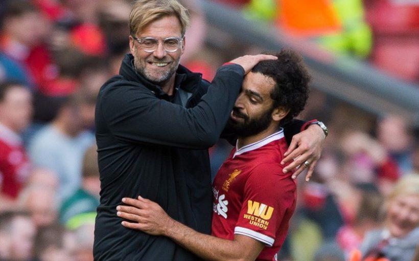 Juergen Klopp menjamin Mohamed Salah