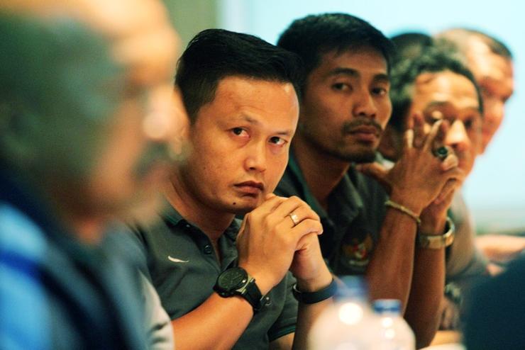 Direktur Teknik Bhayangkara FC, Yeyen Tumena