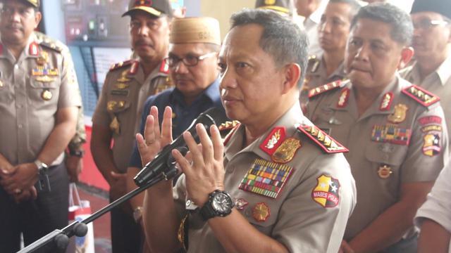 Kapolri Jendral Tito Karnavian