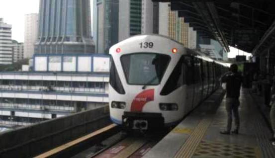 proyek Light Rail Transit (LRT) Jabodebek