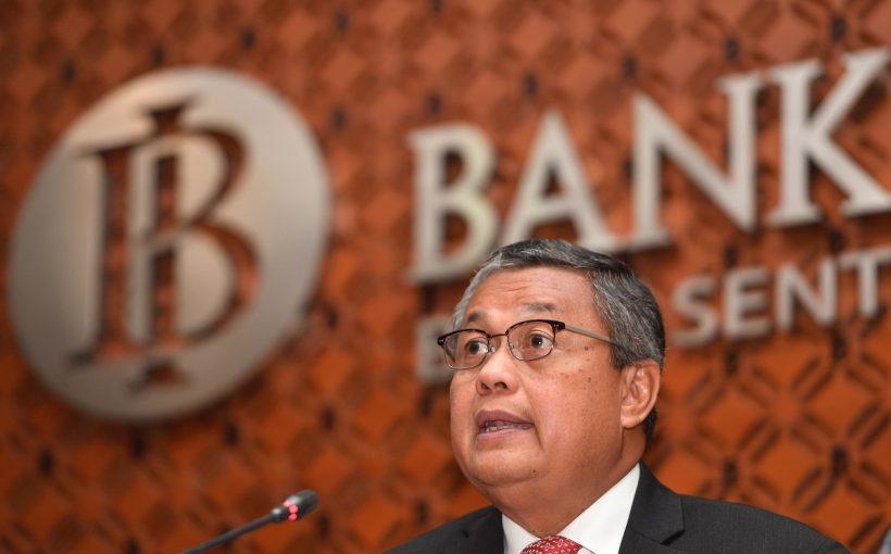 Gubernur Bank Indonesia (BI), Perry Warjiyo