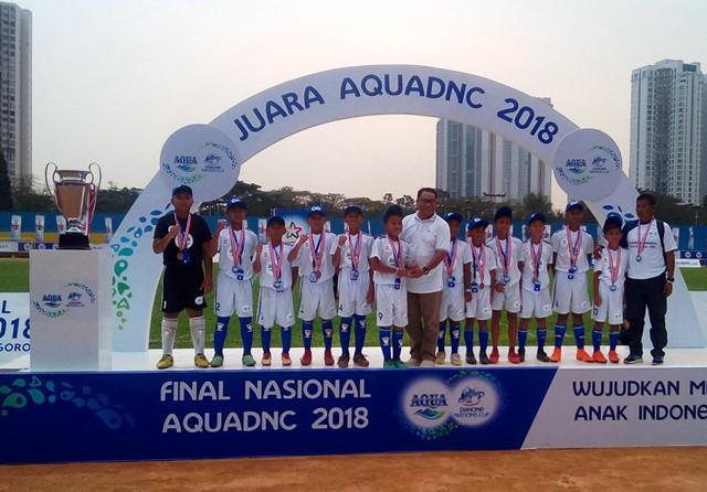 Aqnaya Imran Soccer Academy (AISA)