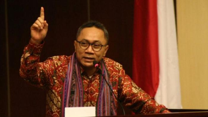Ketua MPR, Zulkifli Hasan