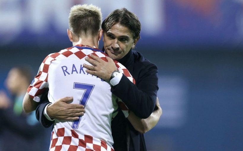 Pelatih Kroasia, Zlatko Dalic