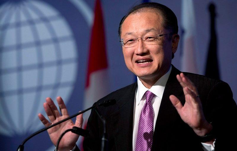 Presiden Bank Dunia, Jim Yong Kim