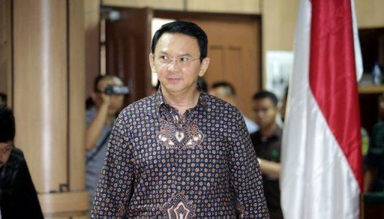 mantan Gubernur DKI, Basuki Tjahaja Purnama atau Ahok
