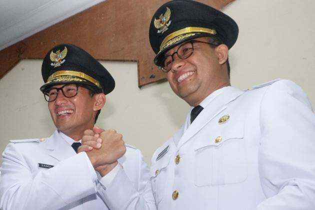 Gubernur Provinsi DKI Jakarta, Anies Baswedan