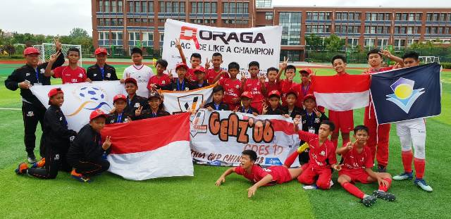 Indonesia Junior Soccer League (IJSL) Cipta Cendikia