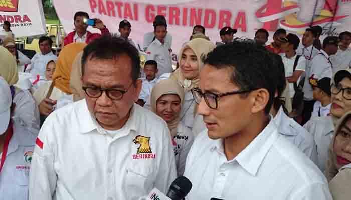 Ketua DPD Partai Gerindra DKI Jakarta, M. Taufik