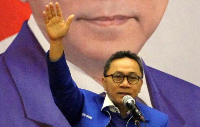 Ketua Umum PAN Zukilfi Hasan