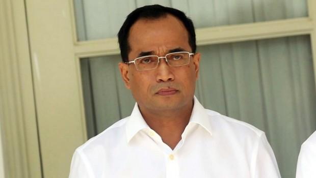 Menteri Perhubungan (Menhub), Budi Karya Sumadi