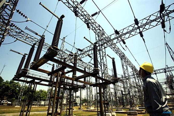 perbaikan jaringan listrik