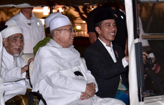 Jokowi-KH. Ma'ruf Amin