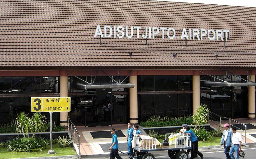 Bandara Internasional Adisutjipto Yogyakarta