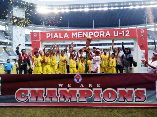 Tim asal Jawa Tengah