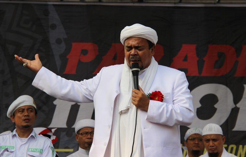 Imam Besar FPI, Habib Rizieq Syihab
