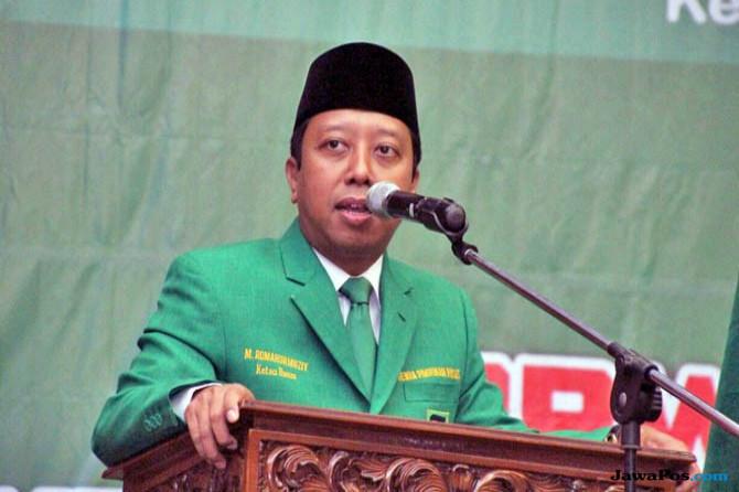 Ketua Umum PPP, M. Romahurmuziy