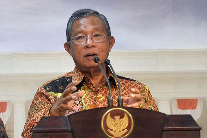 Menteri Koordinator (Menko) Bidang Perekonomian, Darmin Nasution