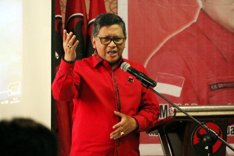 Sekretaris Jenderal Partai Demokrasi Indonesia Perjuangan (PDIP), Hasto Kristiyanto
