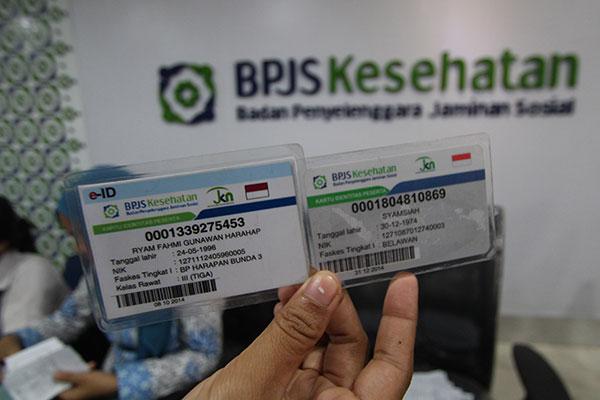 pemegang kartu BPJS