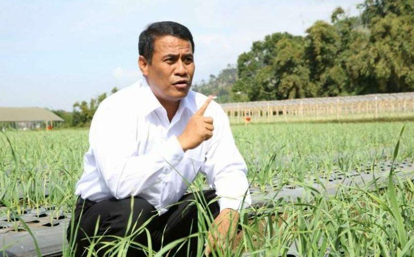 Menteri Pertanian, Amran Sulaiman