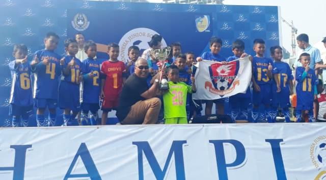 Indonesia Junior Soccer League (IJSL) 2018