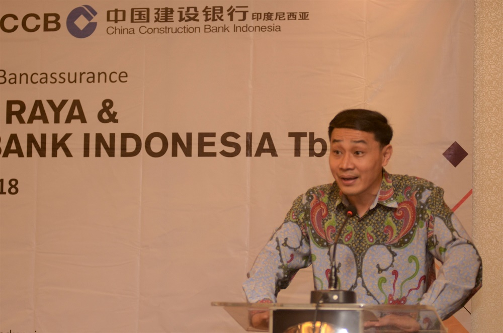 Mou Bancassurance Antara Car Life Insurance Dengan Ccb Indonesia Independensi