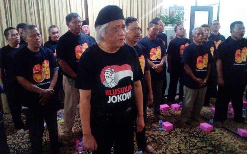 Ketua Umum PP Blusukan Jokowi, Teguh Indrayana