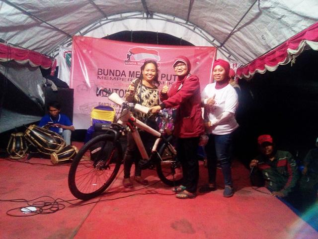 pemenang sepeda