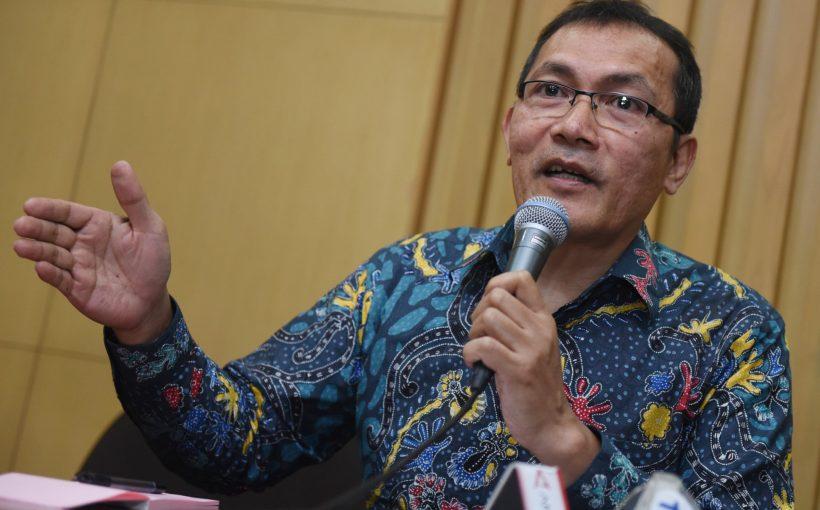 Wakil Ketua Komisi Pemberantasan Korupsi (KPK), Thony Saut Situmorang