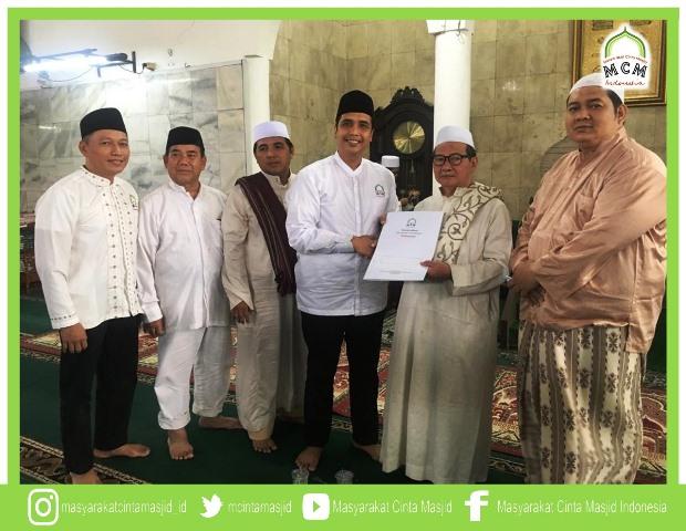 Ketua Umum MCM, Wishnu Dewanto
