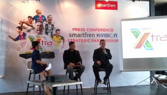 tayangan tv berbayar dengan extra bonus internet berkonektivitas 4G LTE