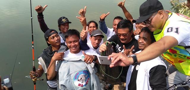 PDI Perjuangan sekaligus Jurkamnas Jokowi, Djarot Saiful Hidayat