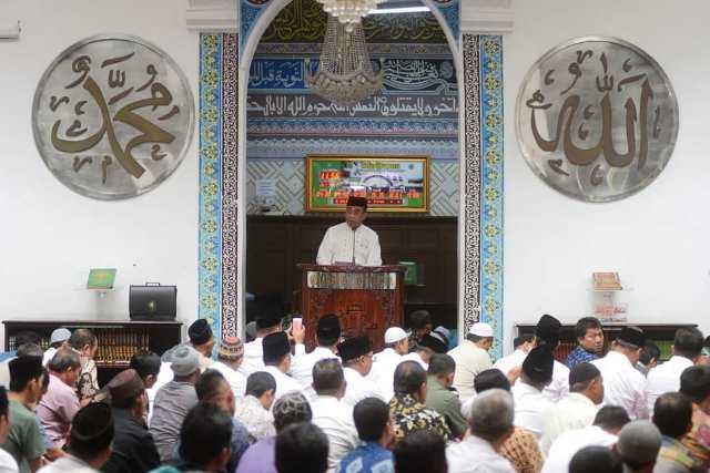 Ketua Dewan Pembina MCM, Budi Karya Sumadi