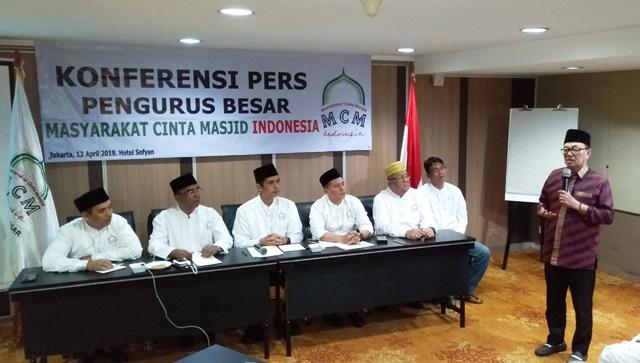 Pengurus Besar Masyarakat Cinta Masjid (PB MCM) Indonesia