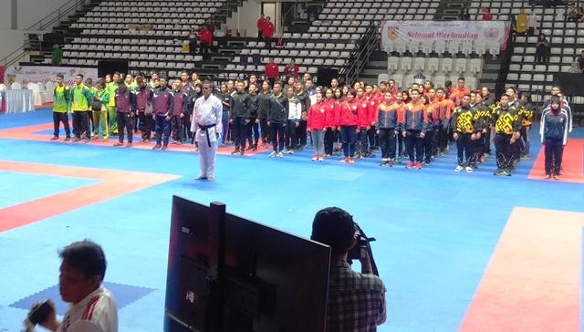 Kejuaraan Nasional Karate Pra-PON 2019