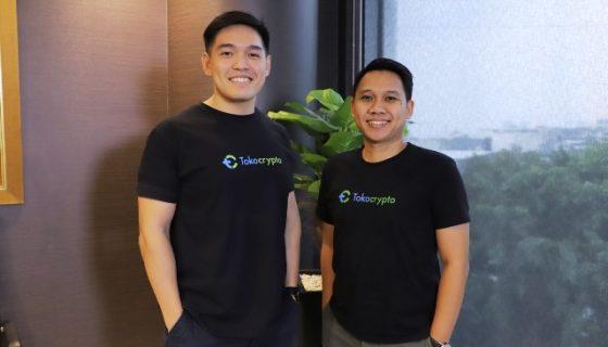 Kai, CEO & Co-Founder Tokocrypto