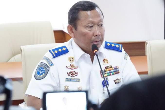 Direktur Jenderal Perhubungan Darat kementerian perhubungan (Kemenhub), Budi Setiyadi